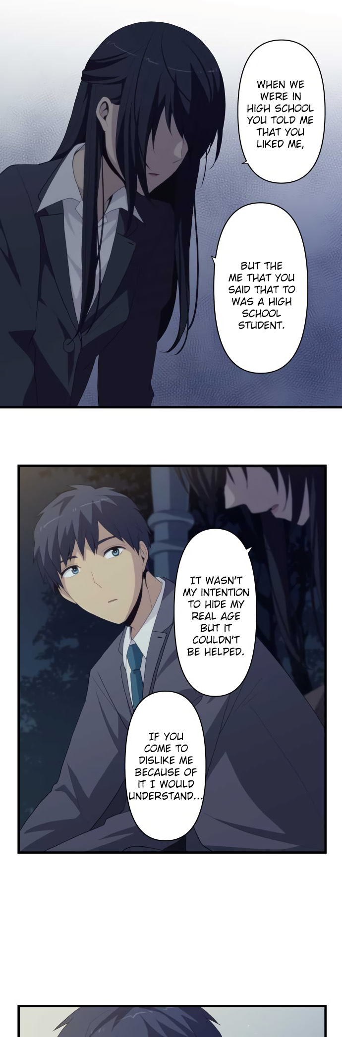 ReLIFE Chapter 221  Online Free Manga Read Image 7
