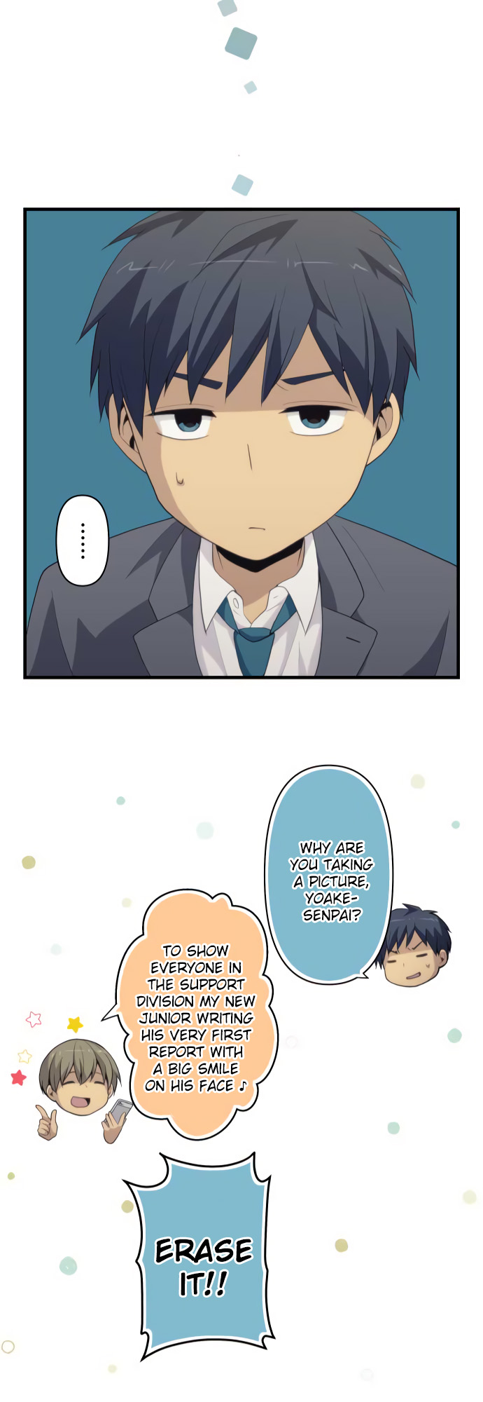 ReLIFE Chapter 222  Online Free Manga Read Image 30