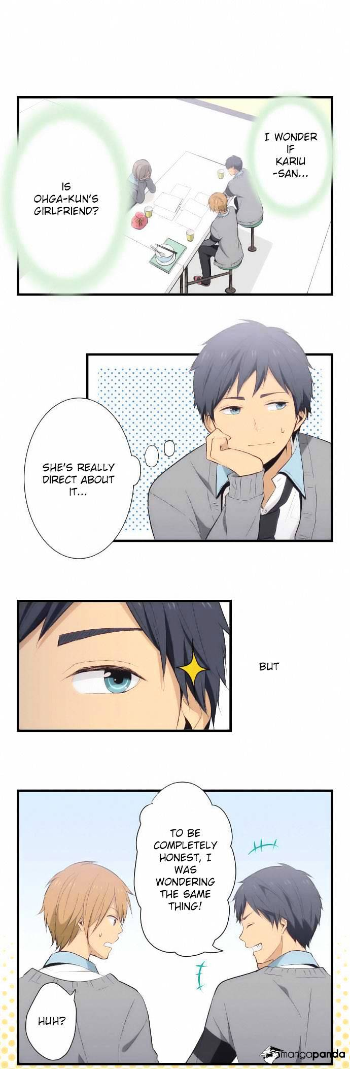 ReLIFE Chapter 23  Online Free Manga Read Image 1