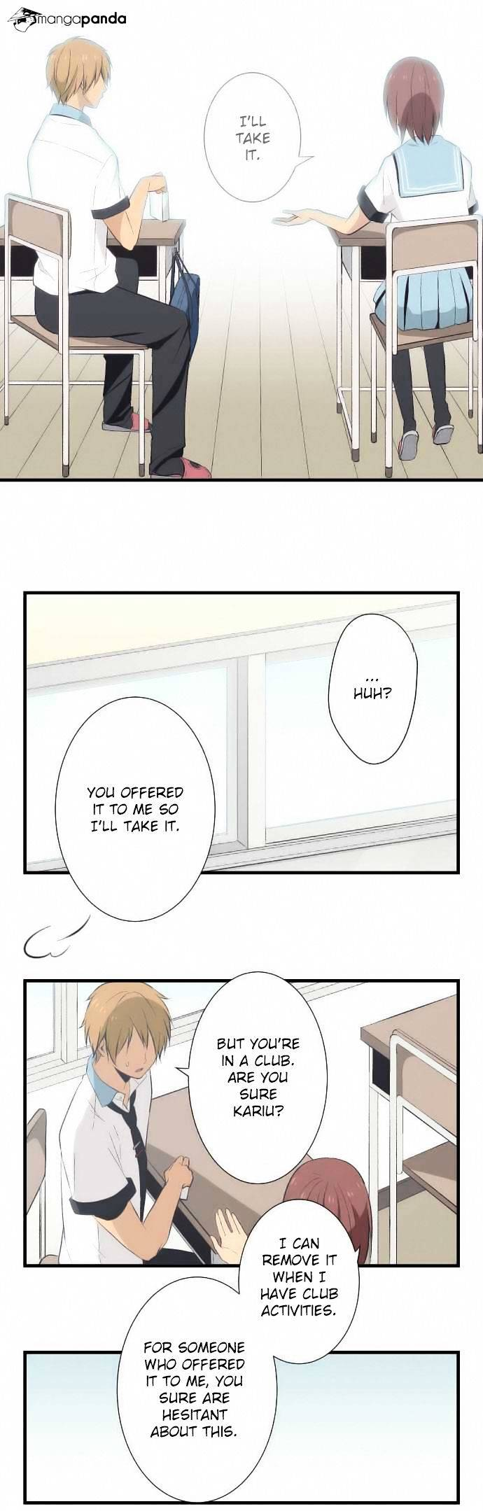 ReLIFE Chapter 23  Online Free Manga Read Image 12