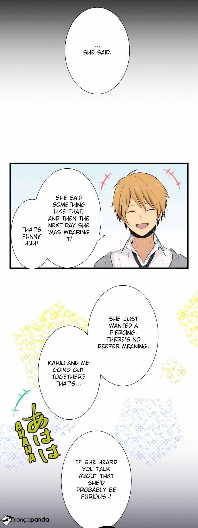 ReLIFE Chapter 23  Online Free Manga Read Image 15