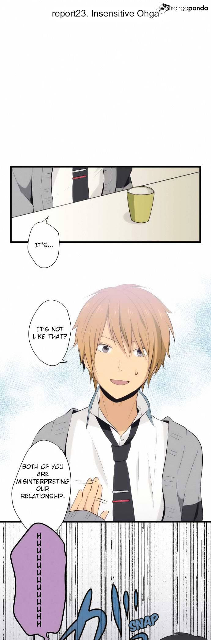 ReLIFE Chapter 23  Online Free Manga Read Image 3