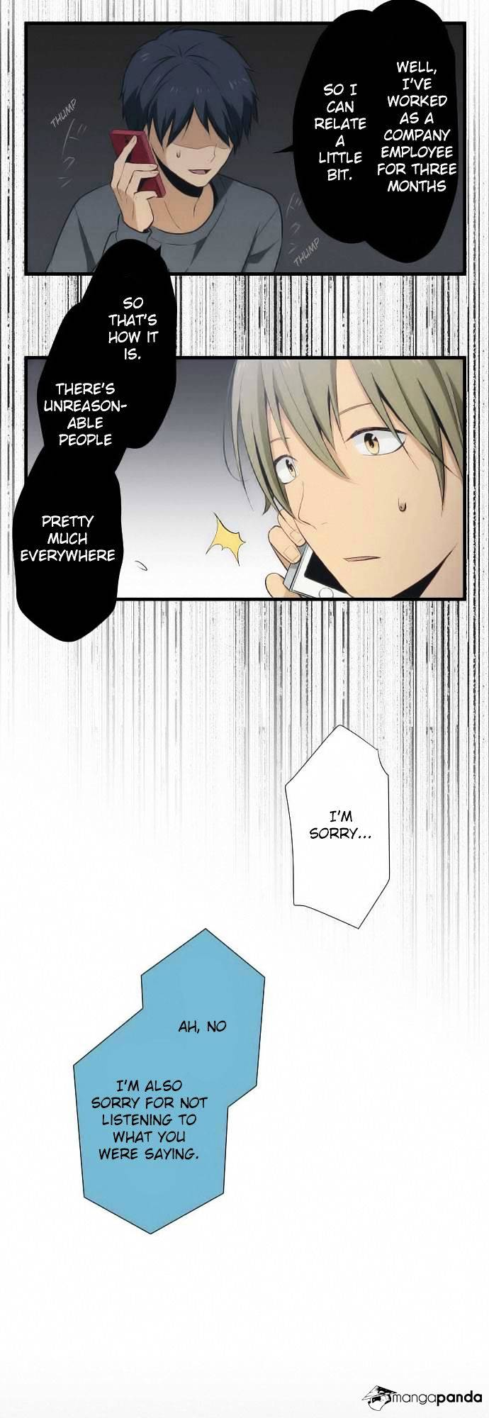 ReLIFE Chapter 24  Online Free Manga Read Image 13