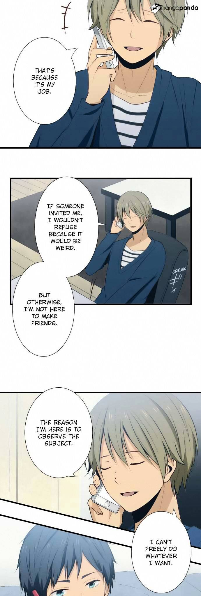 ReLIFE Chapter 24  Online Free Manga Read Image 4