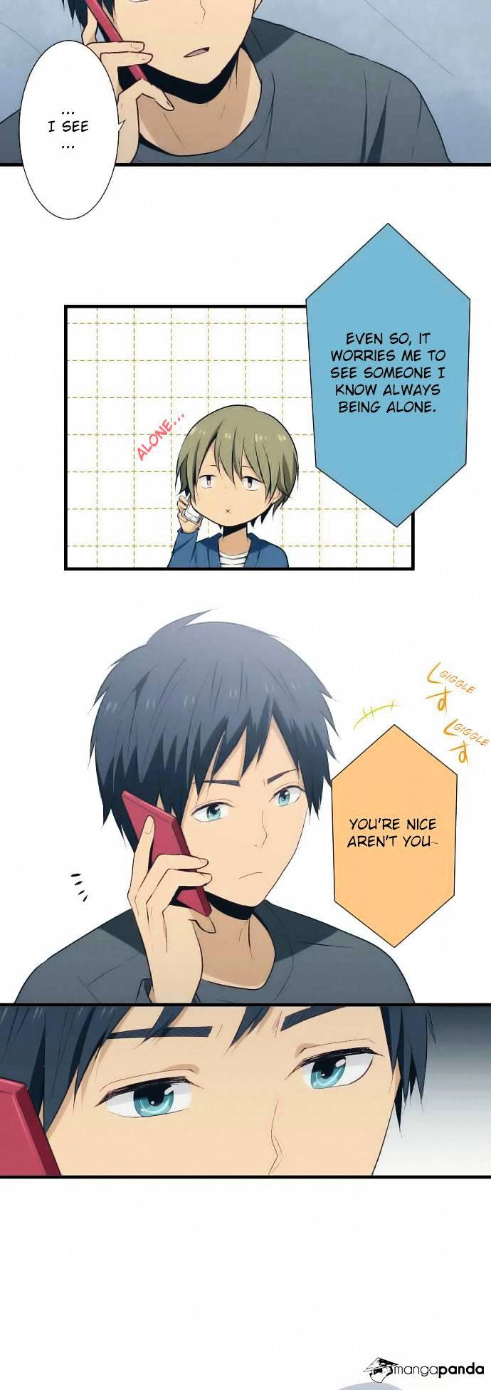 ReLIFE Chapter 24  Online Free Manga Read Image 5