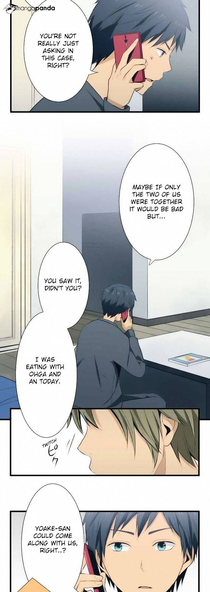 ReLIFE Chapter 24  Online Free Manga Read Image 7