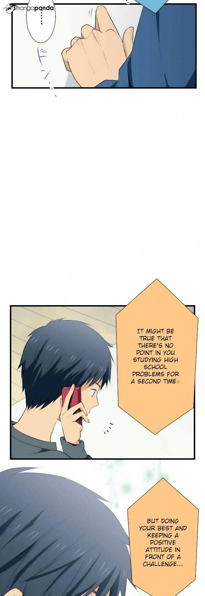ReLIFE Chapter 25  Online Free Manga Read Image 10