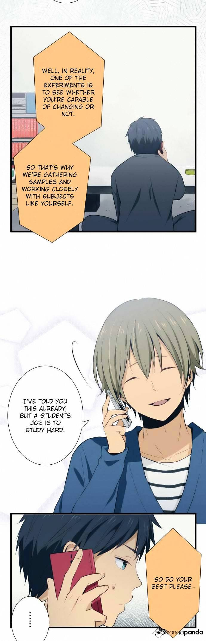 ReLIFE Chapter 25  Online Free Manga Read Image 13