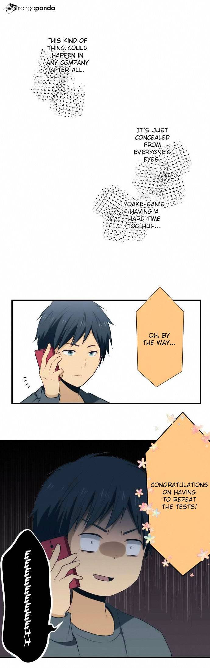 ReLIFE Chapter 25  Online Free Manga Read Image 3