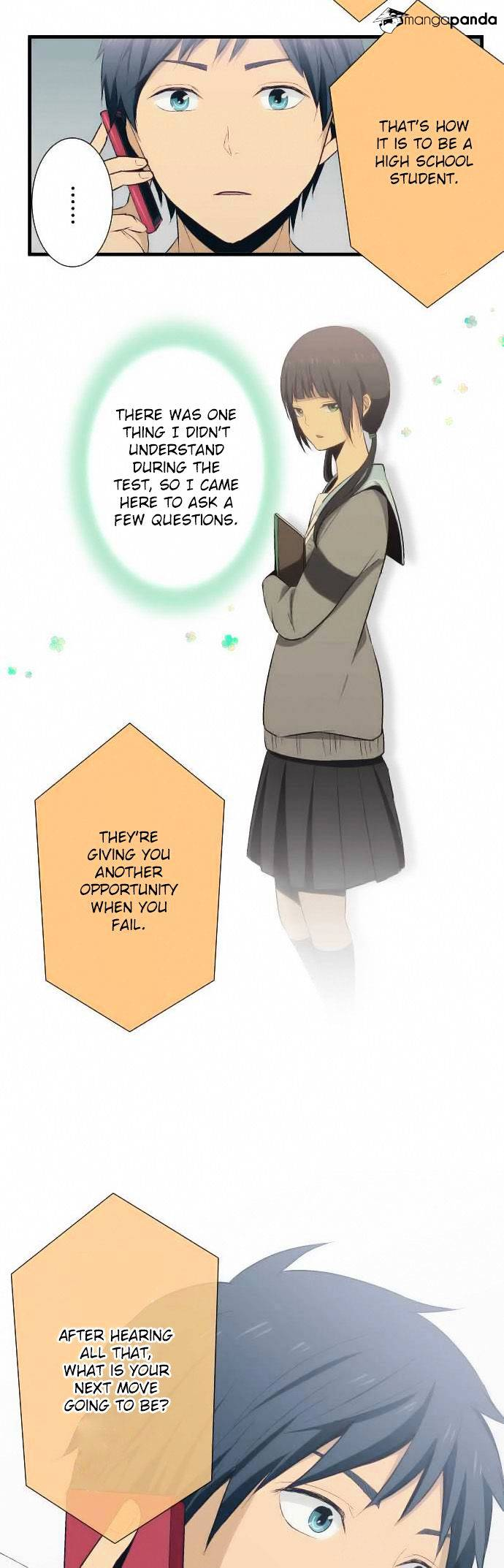 ReLIFE Chapter 25  Online Free Manga Read Image 8