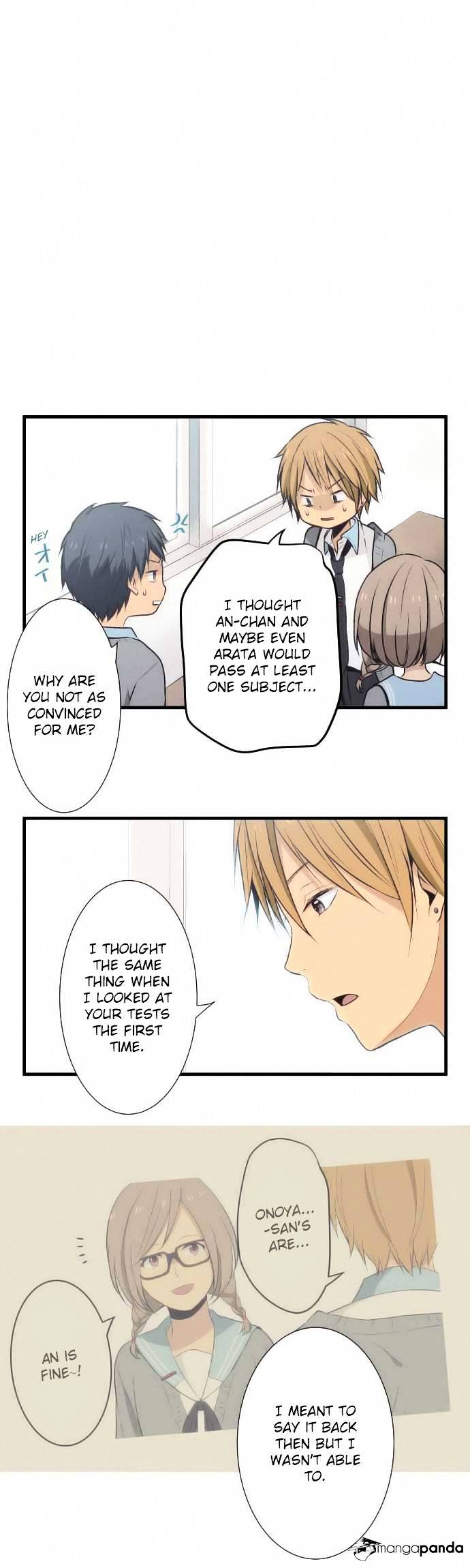 ReLIFE Chapter 26  Online Free Manga Read Image 4