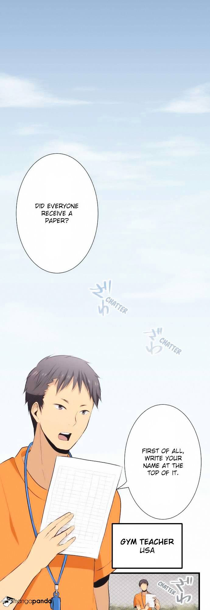 ReLIFE Chapter 27  Online Free Manga Read Image 1