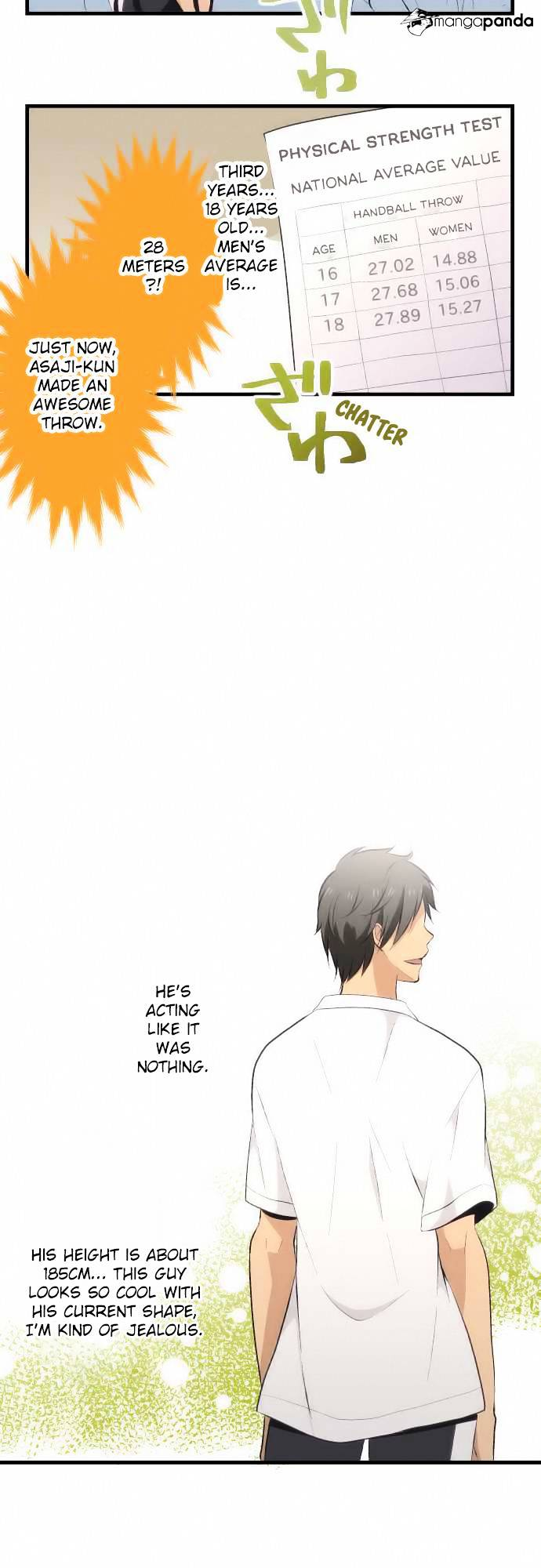 ReLIFE Chapter 27  Online Free Manga Read Image 10