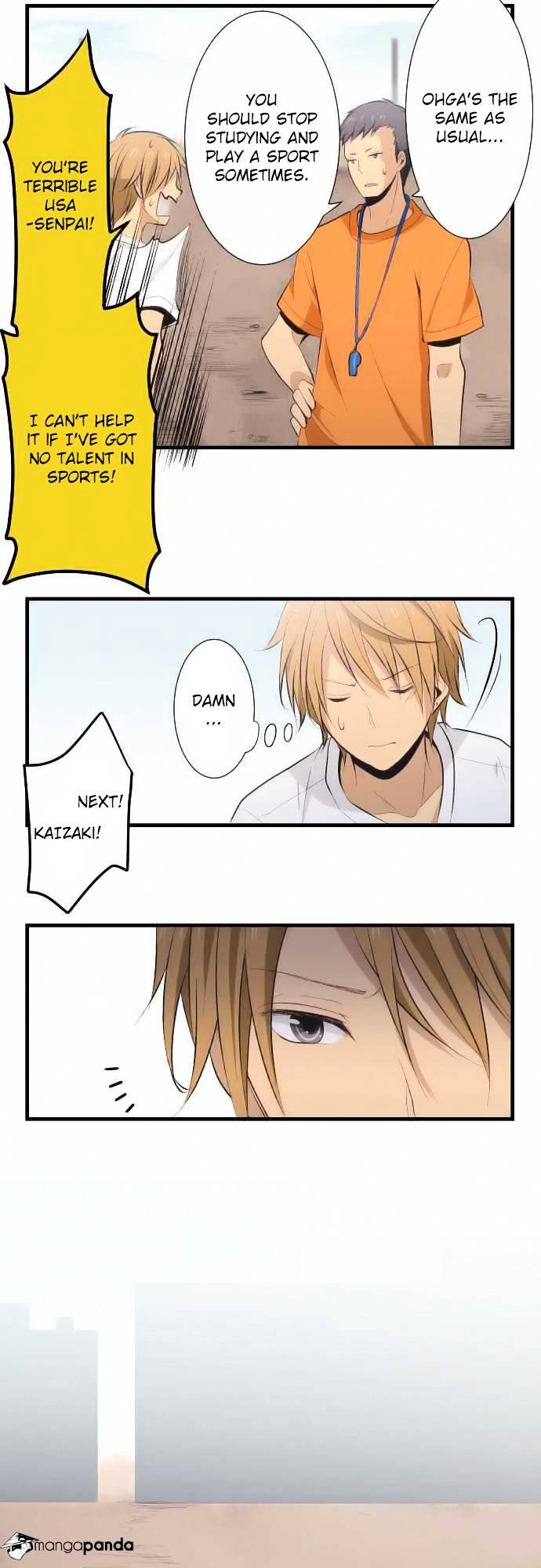 ReLIFE Chapter 27  Online Free Manga Read Image 17