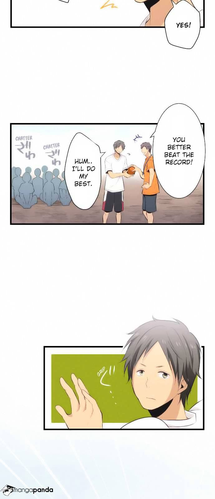 ReLIFE Chapter 27  Online Free Manga Read Image 7