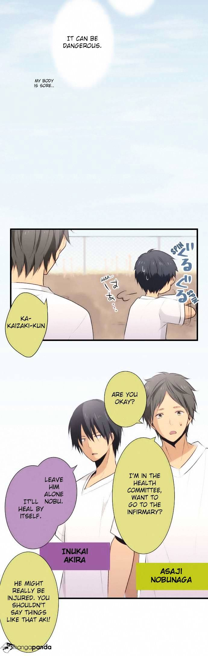 ReLIFE Chapter 28  Online Free Manga Read Image 7