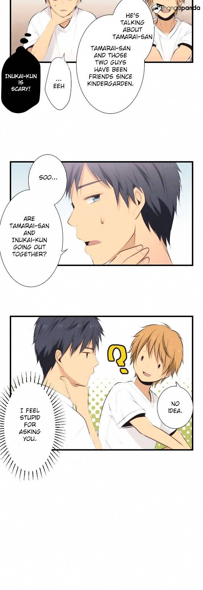 ReLIFE Chapter 29  Online Free Manga Read Image 10
