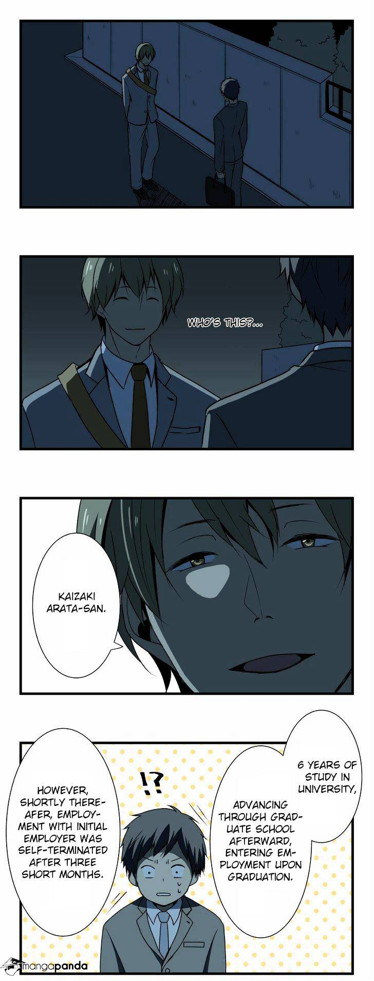ReLIFE Chapter 3  Online Free Manga Read Image 1