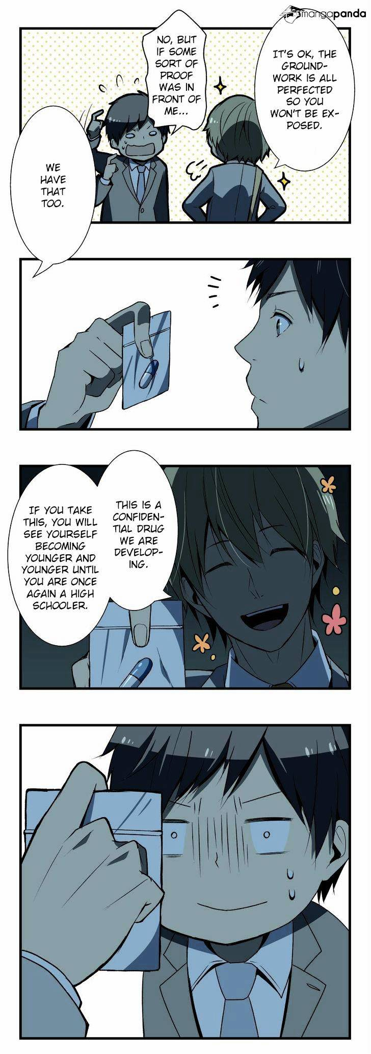 ReLIFE Chapter 3  Online Free Manga Read Image 13