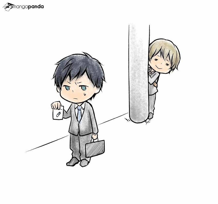 ReLIFE Chapter 3  Online Free Manga Read Image 22