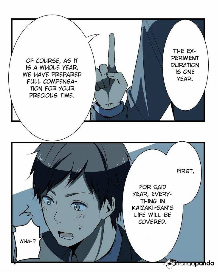 ReLIFE Chapter 3  Online Free Manga Read Image 8