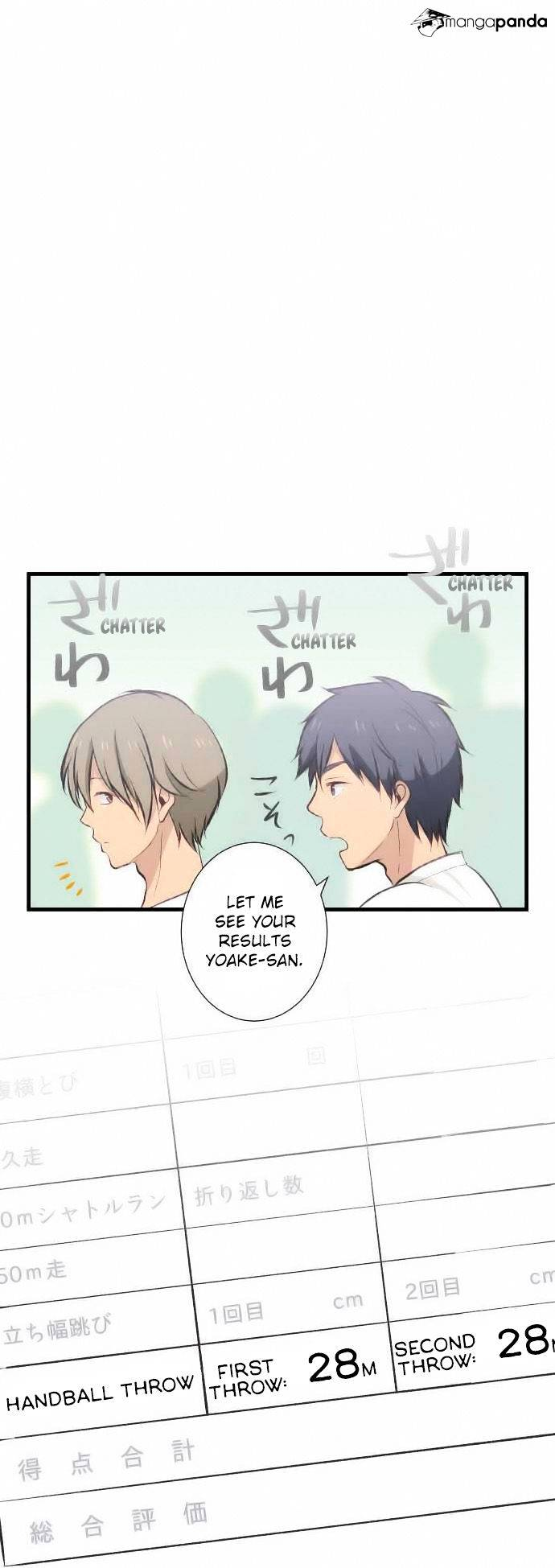 ReLIFE Chapter 30  Online Free Manga Read Image 2