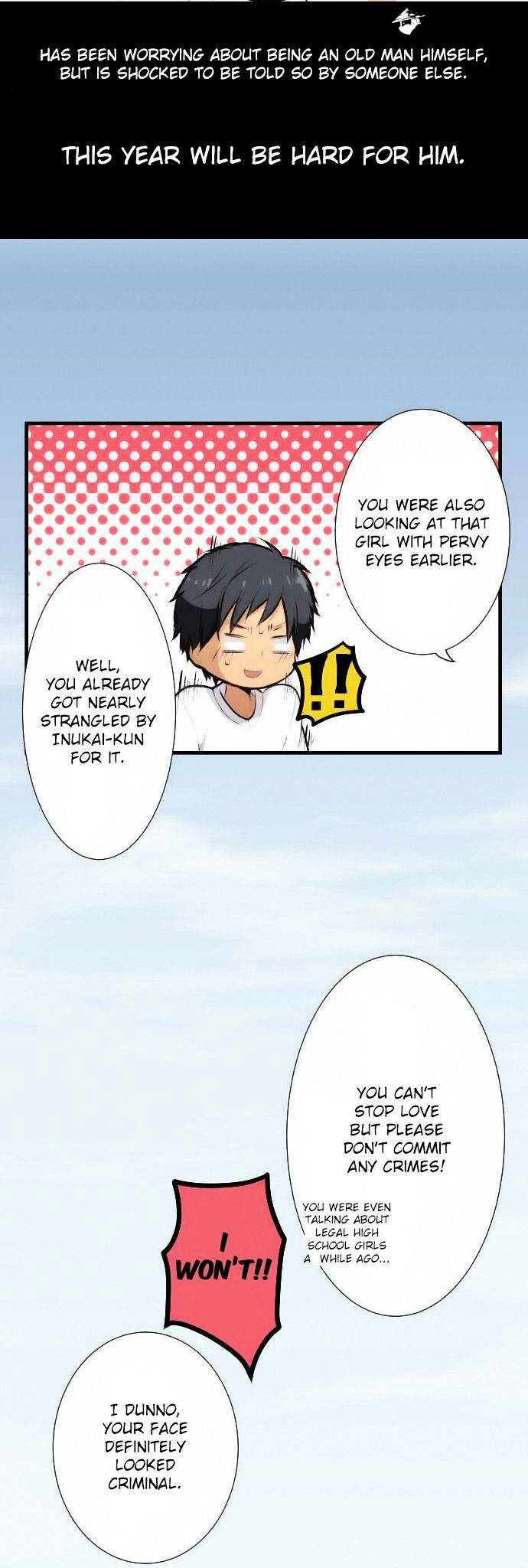 ReLIFE Chapter 30  Online Free Manga Read Image 5