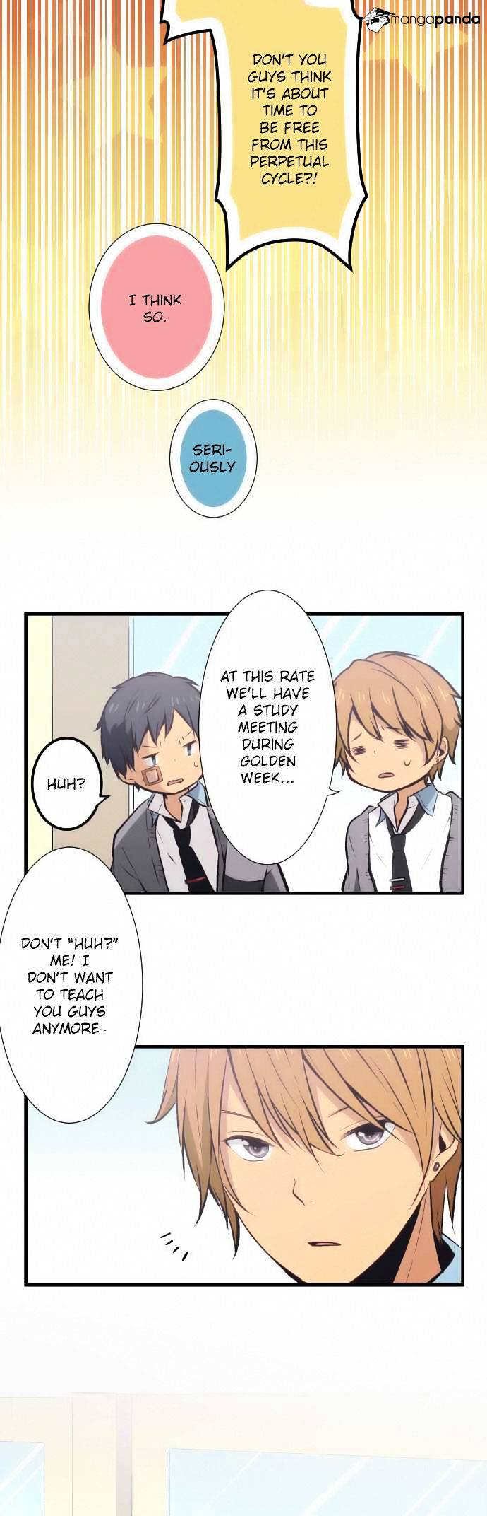 ReLIFE Chapter 32  Online Free Manga Read Image 14