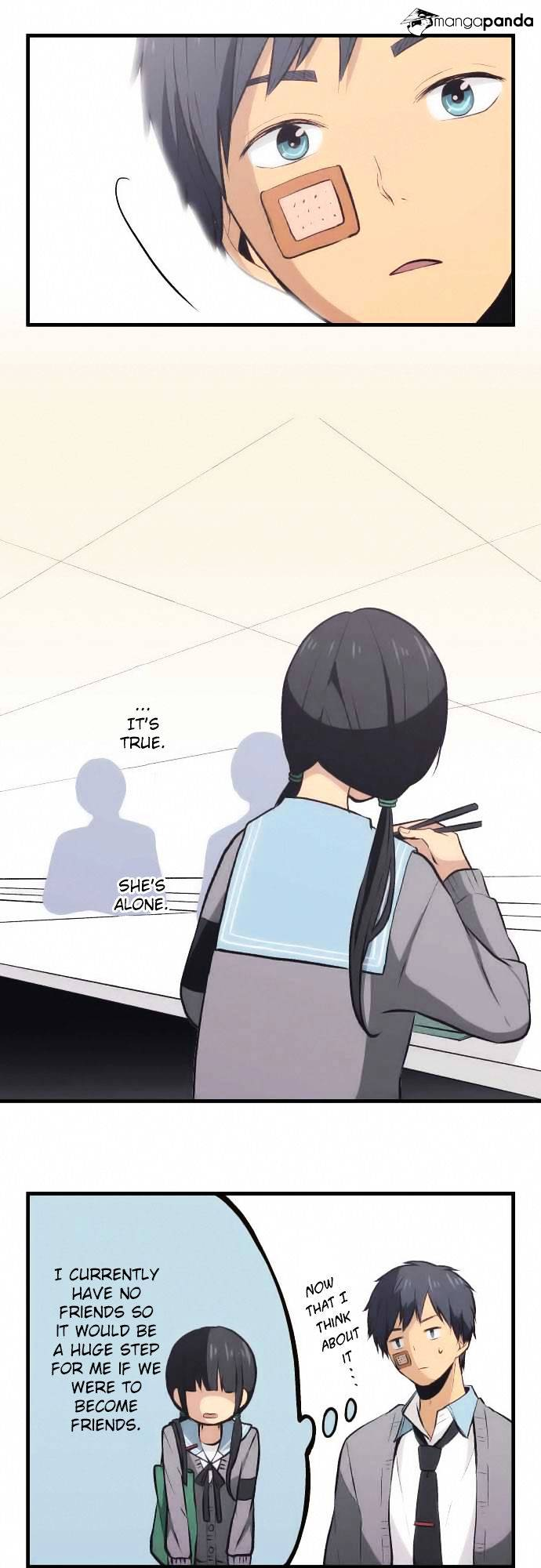 ReLIFE Chapter 32  Online Free Manga Read Image 16