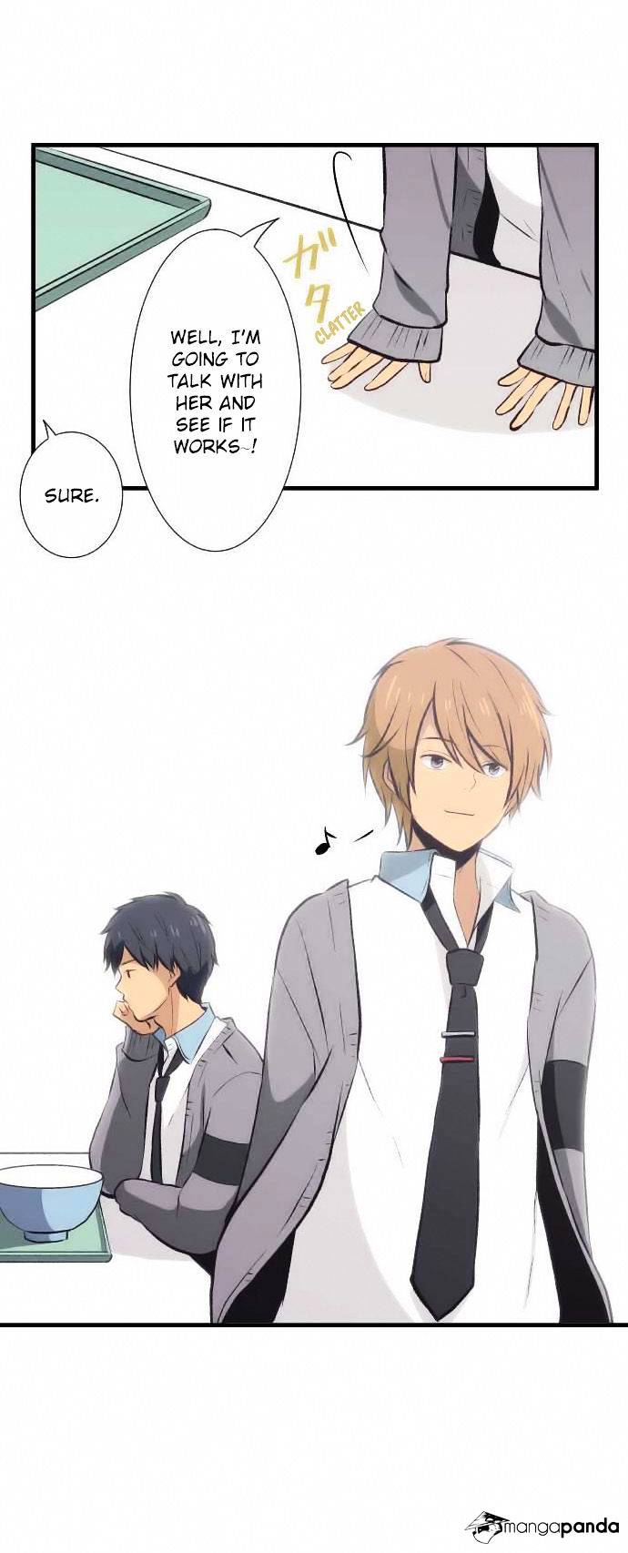 ReLIFE Chapter 32  Online Free Manga Read Image 19