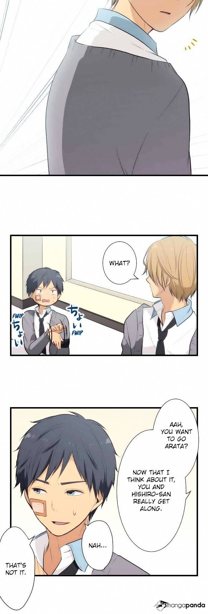 ReLIFE Chapter 33  Online Free Manga Read Image 2
