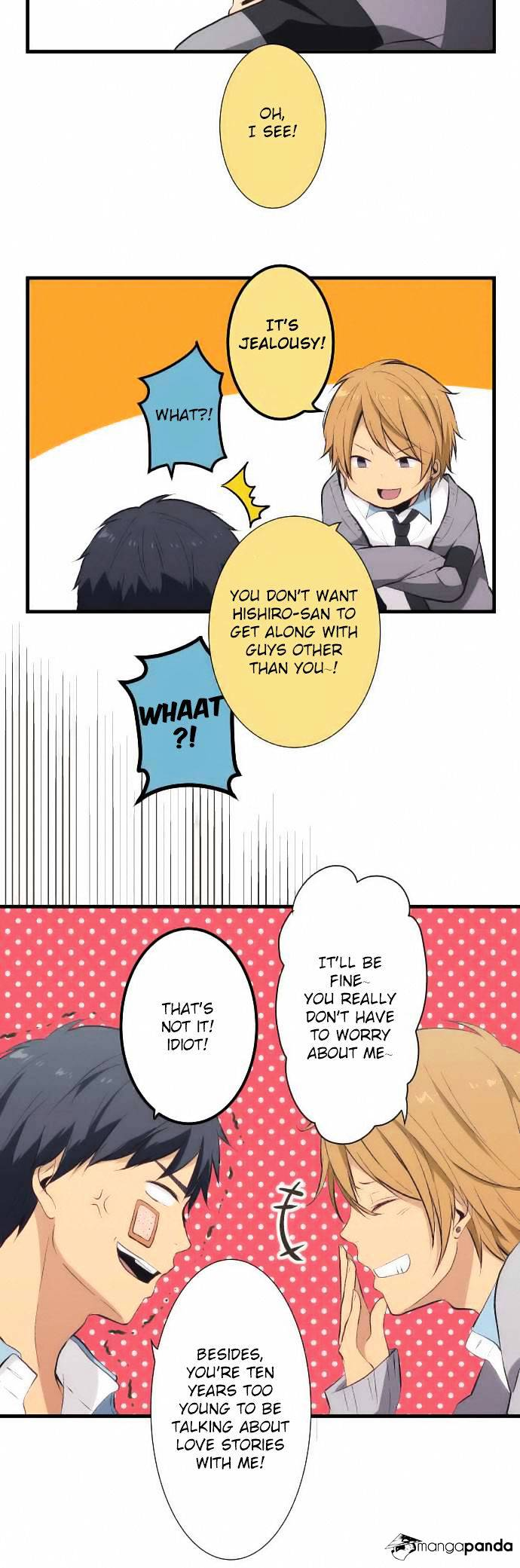 ReLIFE Chapter 33  Online Free Manga Read Image 7