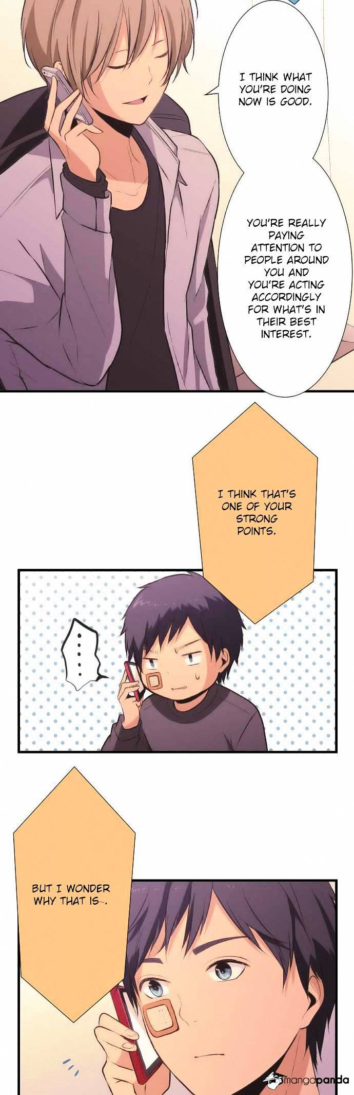 ReLIFE Chapter 34  Online Free Manga Read Image 8