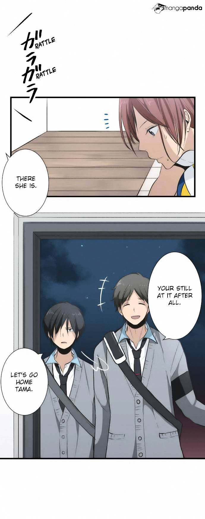 ReLIFE Chapter 35  Online Free Manga Read Image 10