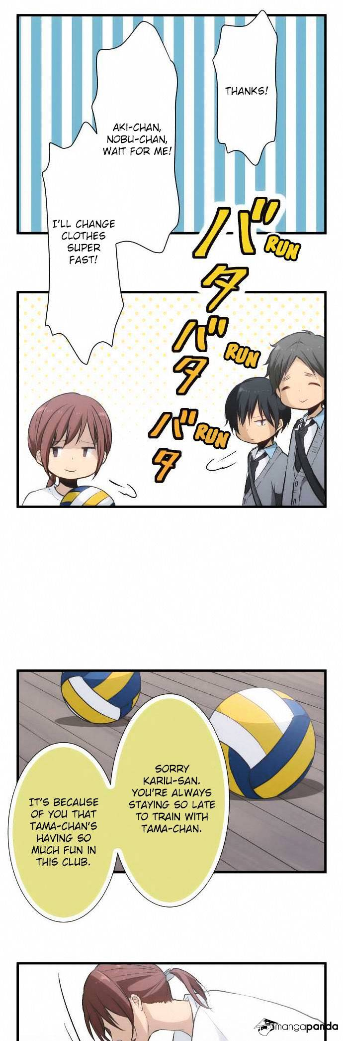ReLIFE Chapter 35  Online Free Manga Read Image 12
