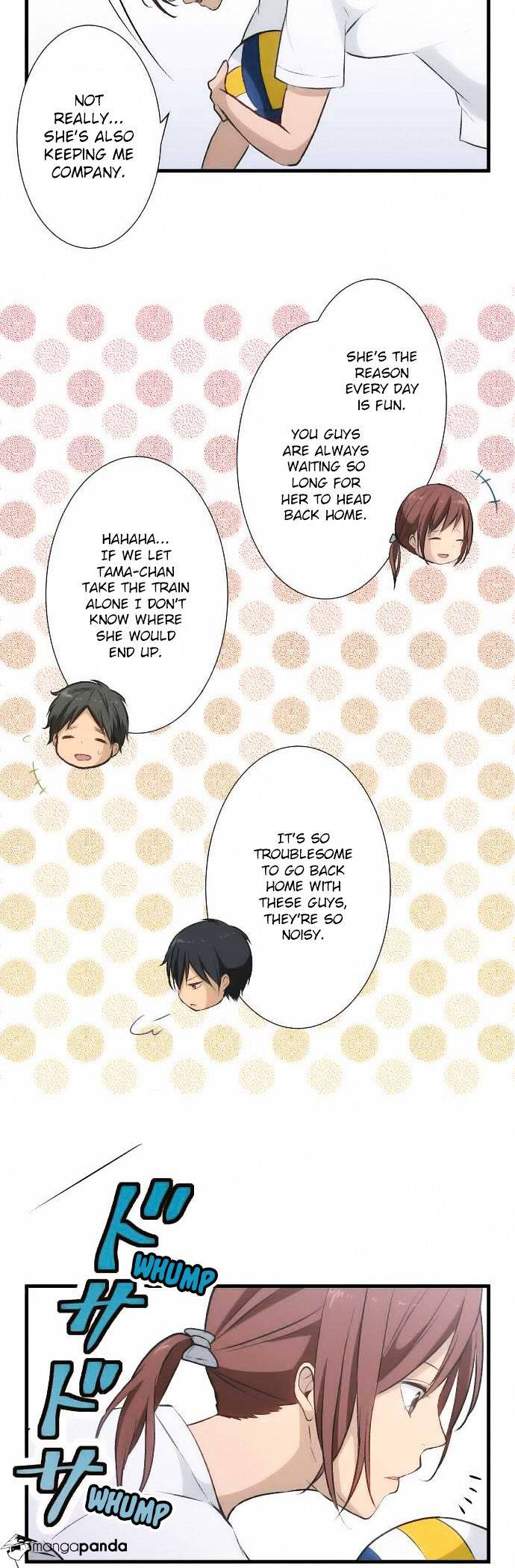 ReLIFE Chapter 35  Online Free Manga Read Image 13