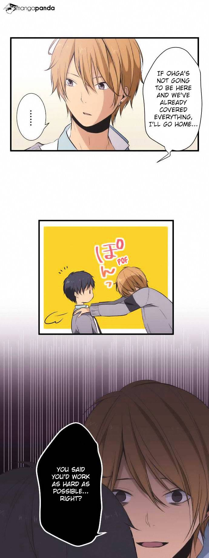 ReLIFE Chapter 35  Online Free Manga Read Image 2