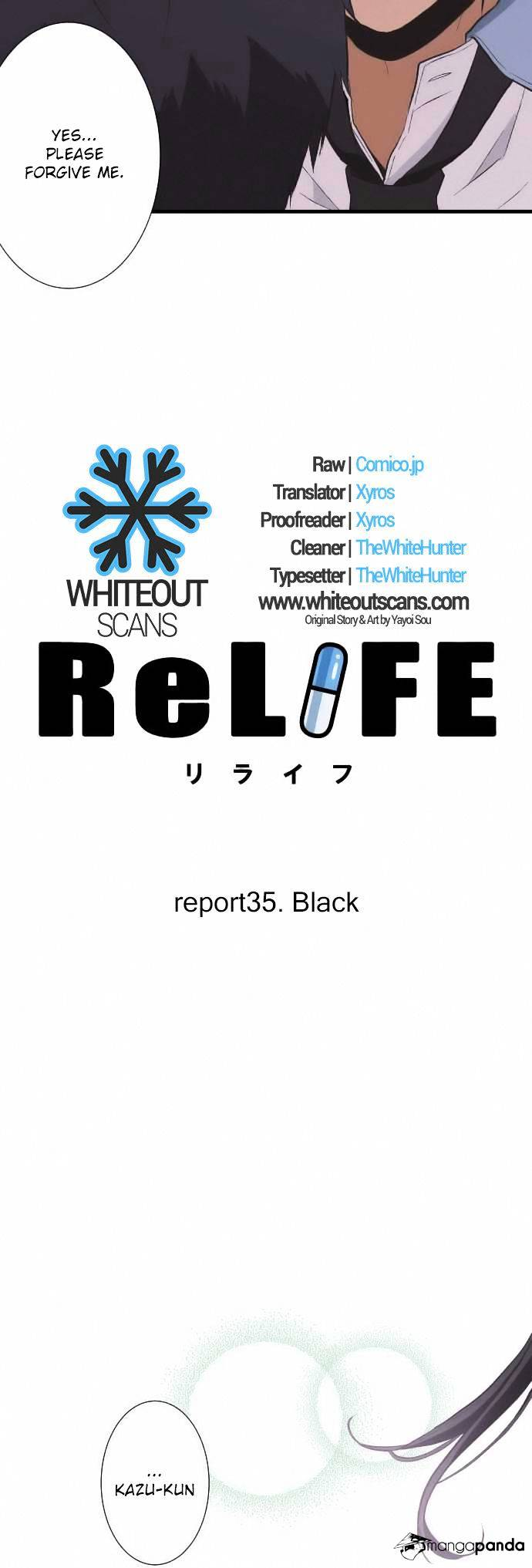 ReLIFE Chapter 35  Online Free Manga Read Image 3