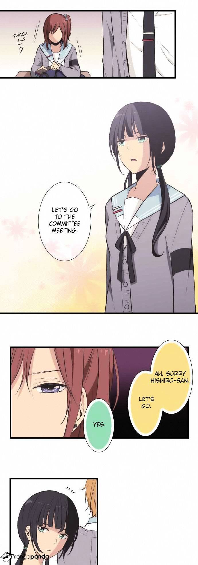 ReLIFE Chapter 35  Online Free Manga Read Image 4