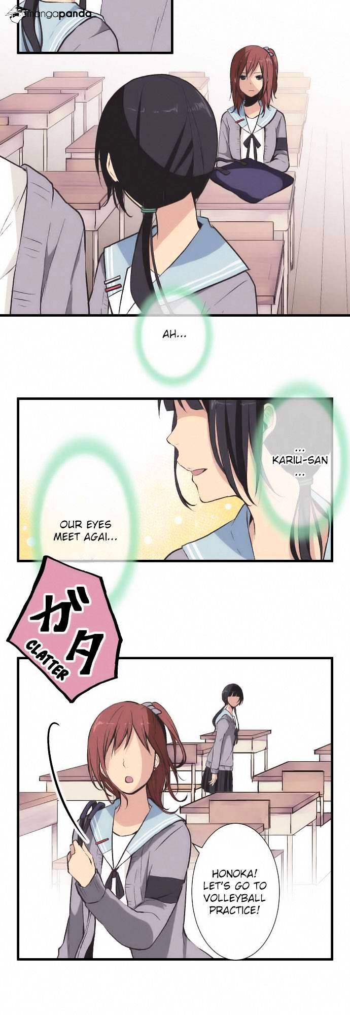 ReLIFE Chapter 35  Online Free Manga Read Image 5