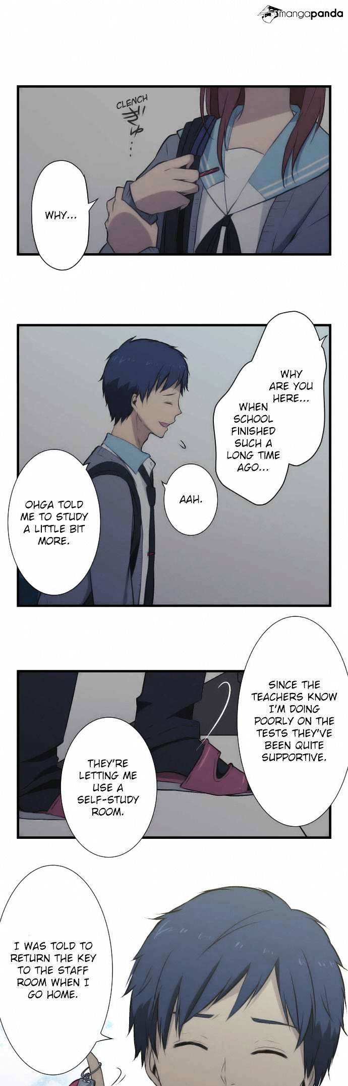 ReLIFE Chapter 37  Online Free Manga Read Image 1