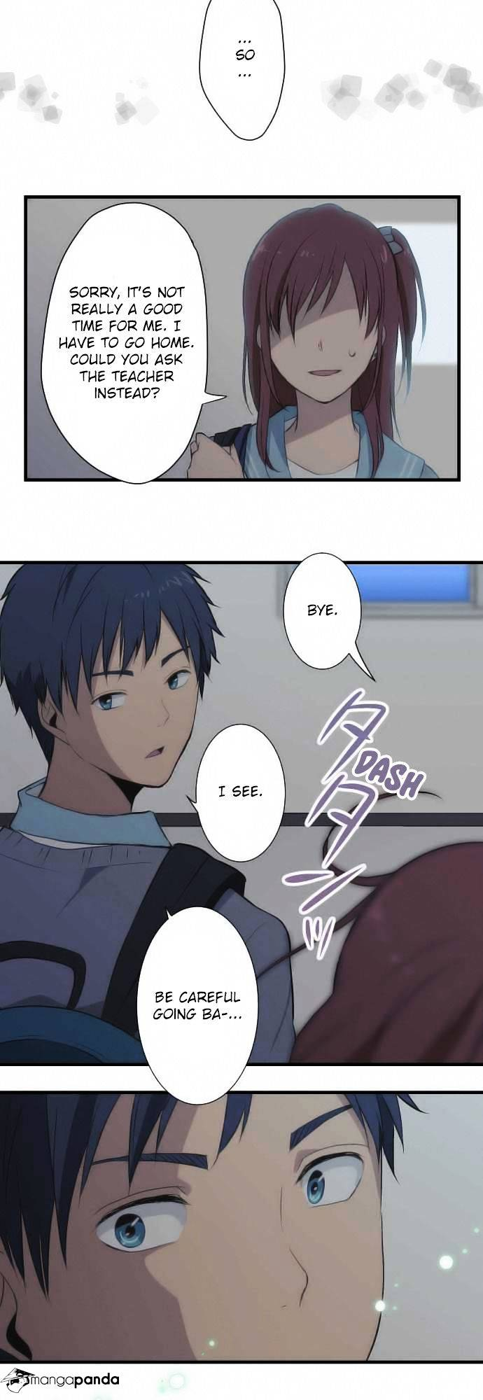 ReLIFE Chapter 37  Online Free Manga Read Image 6