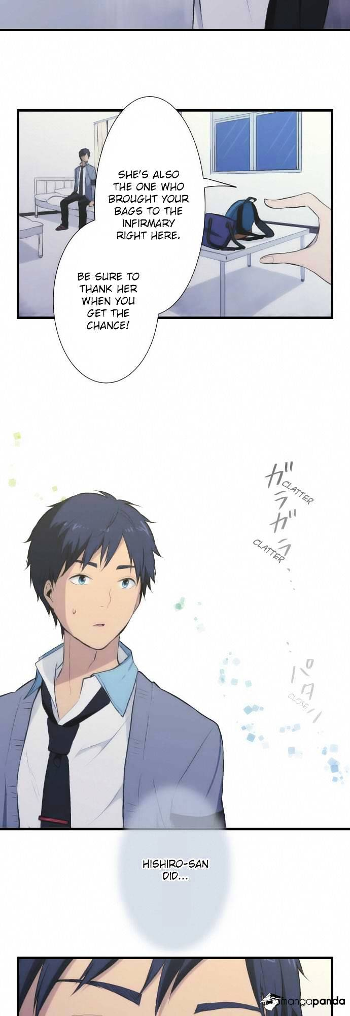ReLIFE Chapter 38  Online Free Manga Read Image 6
