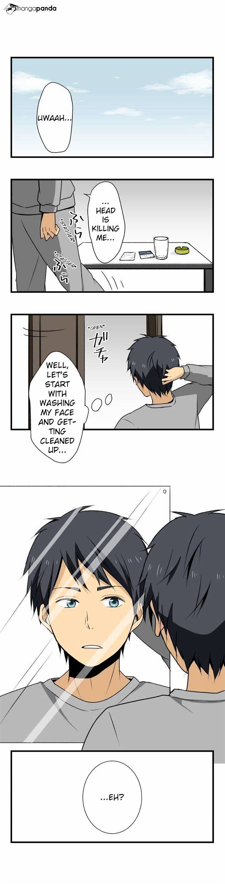 ReLIFE Chapter 4  Online Free Manga Read Image 1