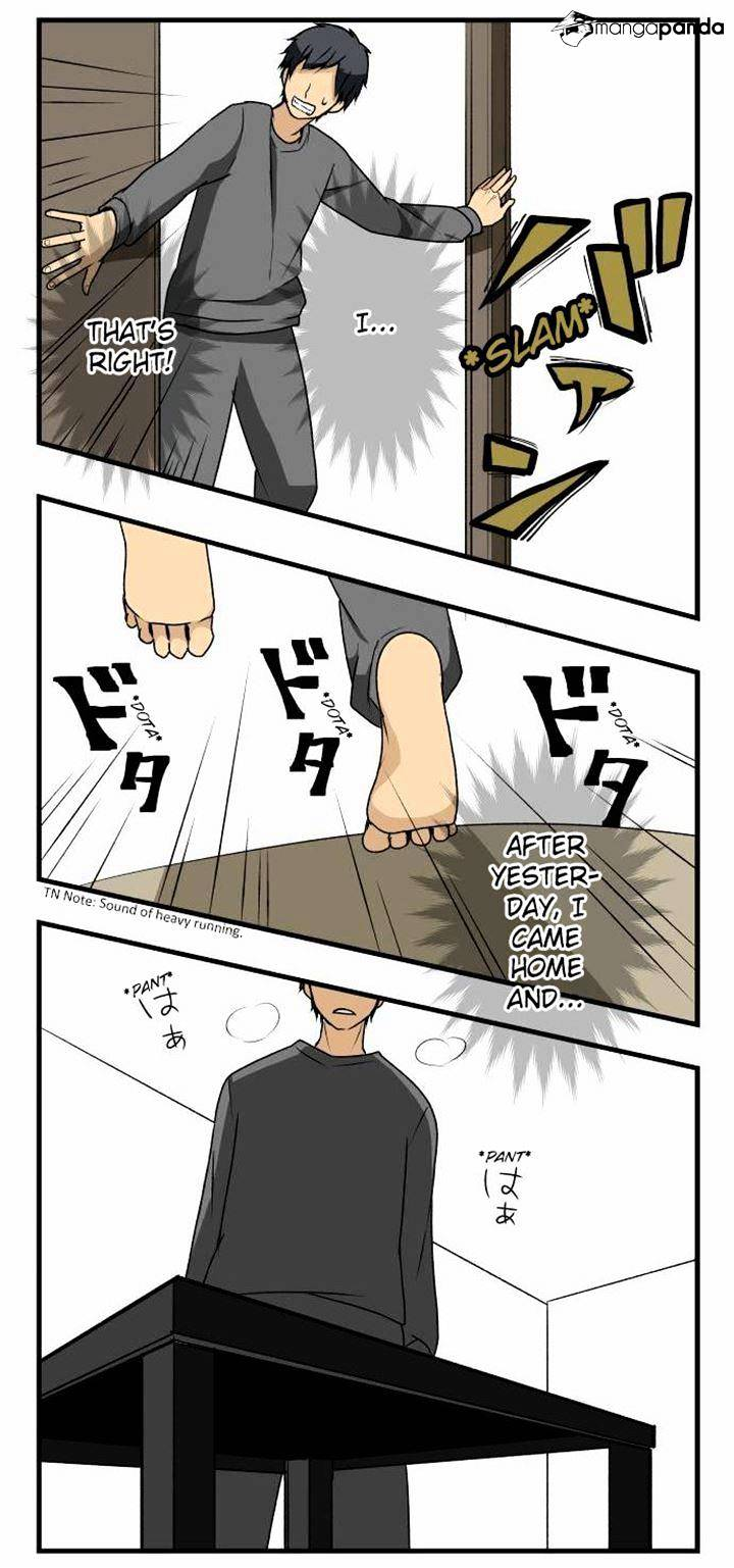 ReLIFE Chapter 4  Online Free Manga Read Image 5