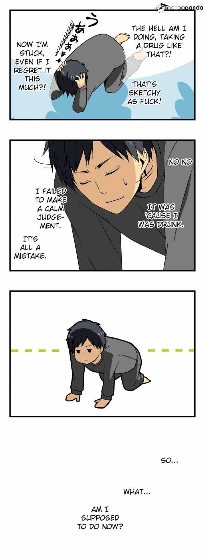 ReLIFE Chapter 4  Online Free Manga Read Image 7