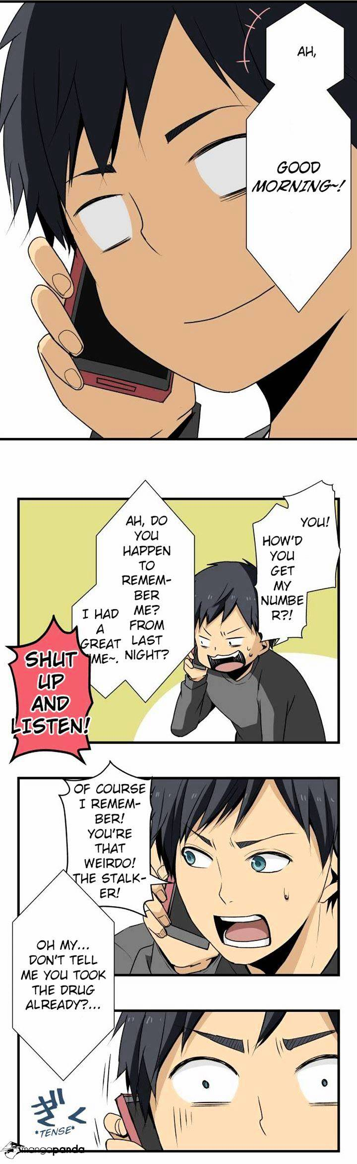 ReLIFE Chapter 4  Online Free Manga Read Image 9