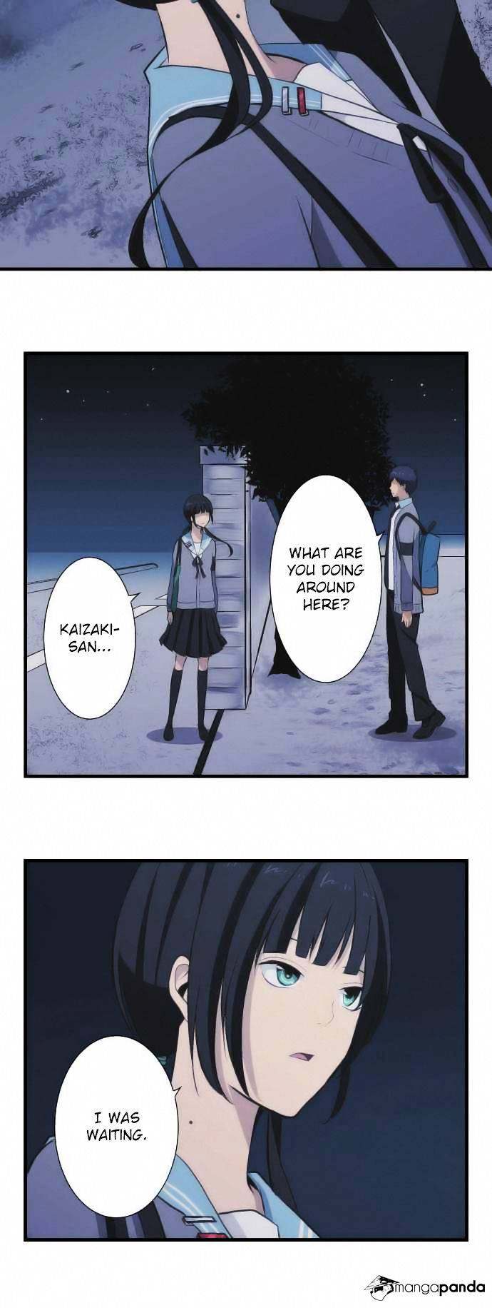 ReLIFE Chapter 40  Online Free Manga Read Image 16