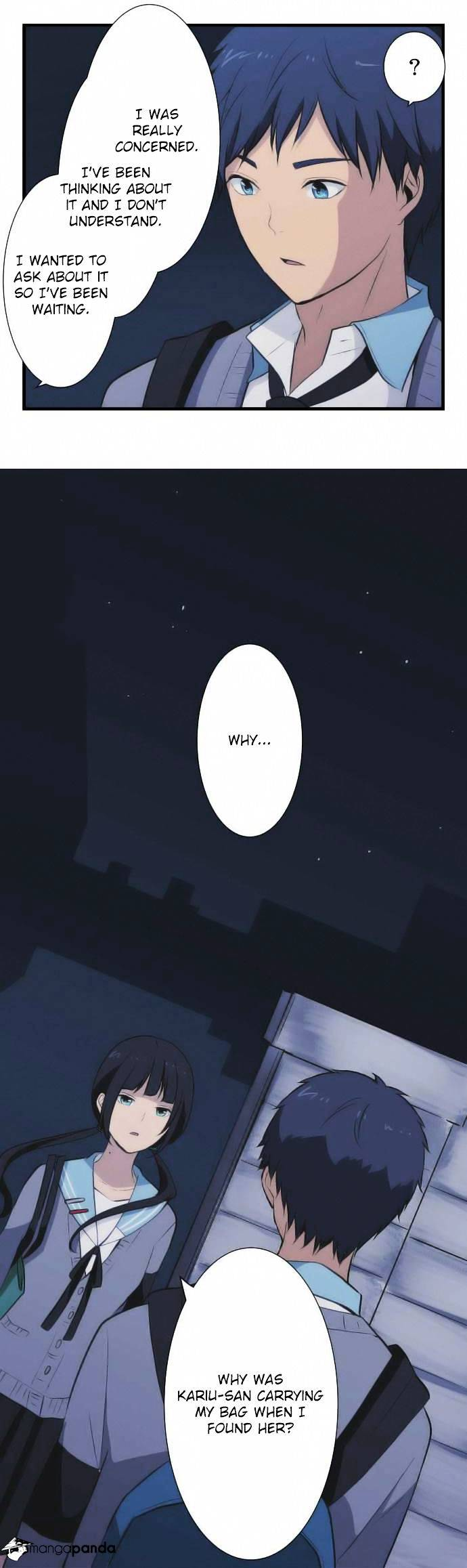 ReLIFE Chapter 40  Online Free Manga Read Image 17