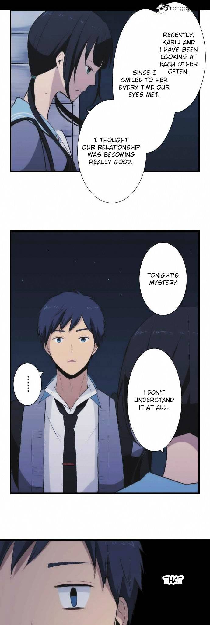 ReLIFE Chapter 40  Online Free Manga Read Image 19